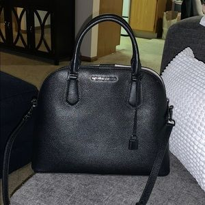 Michael kors large Adele dome satchel
